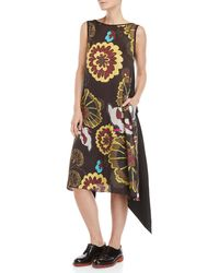 I'm Isola Marras - Floral Sleeveless Tent Dress - Lyst