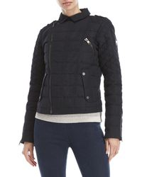 Sorel - Carly Motorcycle Down Jacket - Lyst