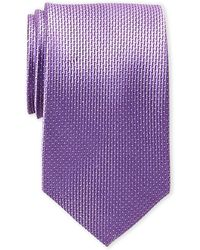 MICHAEL Michael Kors - Satin Micro Pindot Silk Tie - Lyst