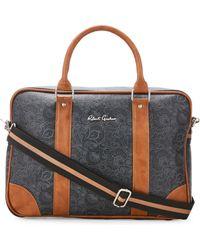 Robert Graham - Paisley Briefcase - Lyst
