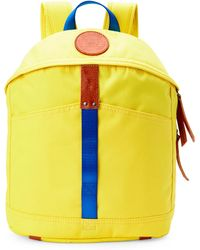 Will Leather Goods - Yellow Give Will Small Backpack - Lyst b6708c68a976