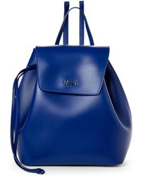 N°21 - Bluette Leather Backpack - Lyst