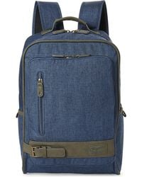 """Olympia - Blue Apollo 18"""" Backpack - Lyst"""