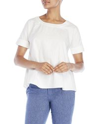 Max 'n Chester - Short Sleeve Blouse - Lyst