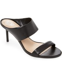 Navinta Leather and Suede Dress Mules 6aO3RxVHx