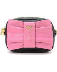 prada handbags for women - Shop Women's Prada Clutches | Lyst