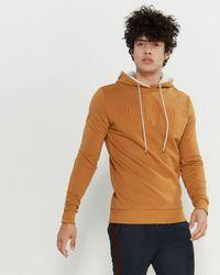 Kultivate - Logo Long Sleeve Hoodie - Lyst