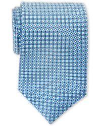 Battistoni - Silk Circular Petal Tie - Lyst
