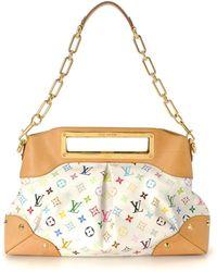 Louis Vuitton - Judy Gm Monogram Multicolor Shoulder Bag - Vintage - Lyst