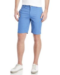 Tailor Vintage - Greenwich Slim Fit Stretch Shorts - Lyst