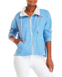 Vineyard Vines - Funnel Neck Zip Jacket - Lyst
