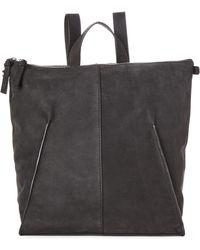 Steven Alan - Black Remi Leather Backpack - Lyst