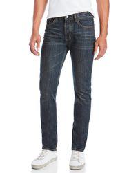 D-Struct - Vintage Wash D Adler Tapered Jeans - Lyst