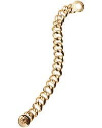 Marc By Marc Jacobs - Gold-Tone Katie Turnlock Bracelet - Lyst