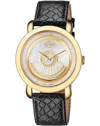 Gv2 - 3602 Catania Gold-tone Diamond Watch - Lyst