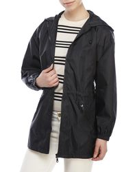 Shedrain - Hooded Packable Anorak - Lyst