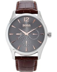 BOSS - 1513490 Two-tone Command Watch - Lyst