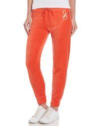 Juicy Couture - Royal Form Velour Sweatpants - Lyst