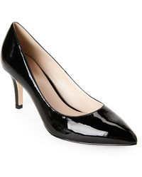 Cole Haan - Juliana Pump 75mm (twine Leather) High Heels - Lyst
