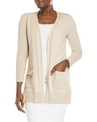 Cable & Gauge | Long Sleeve Open Cardigan | Lyst