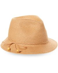 August Hat Company - Forever Classic Fedora - Lyst