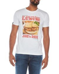 T-post - Or, You Can Have Lunch Tee - Lyst
