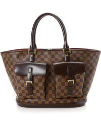 Louis Vuitton - Manosque Gm Bag - Vintage - Lyst