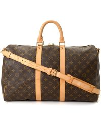 Louis Vuitton - Keepall 45 Travel Bag - Vintage - Lyst