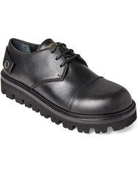 Jil Sander - Black Leather Short Boots - Lyst