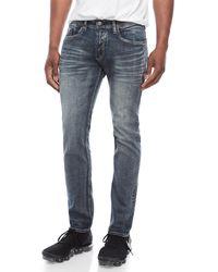 Buffalo David Bitton - Dirty Wash Evan-x Basic Slim Jeans - Lyst