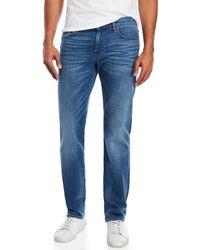 7 For All Mankind - Mondello Beach Slimmy Jeans - Lyst