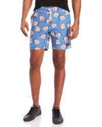 Barney Cools - Amphibious Printed Shorts - Lyst