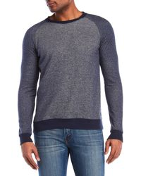 English Laundry - Raglan Sweater - Lyst