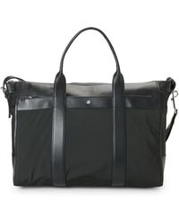 Theory - Emerald Fuel Canvas Nylon Tote - Lyst