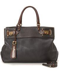 Ferragamo - Shoulder Bag - Vintage - Lyst