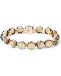 Stephen Dweck - Aqua & Golden Quartz Bracelet - Lyst