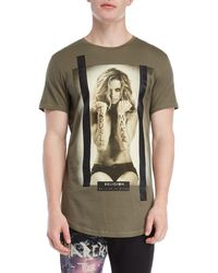 Religion - Trouble Maker Tee - Lyst