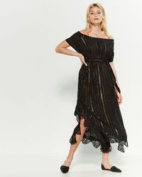 07e0b563c3 Muche Et Muchette Daisy Linen Cover-up Dress in Pink - Lyst