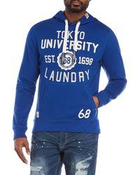 Tokyo Laundry - University Athletic Hoodie - Lyst