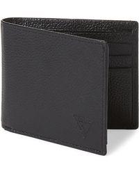 Guess - Serota Passcase Wallet - Lyst