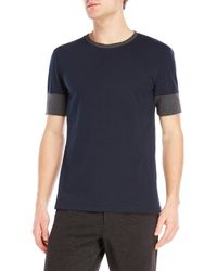 Kit and Ace | Tipped Tee | Lyst