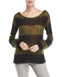 Pam & Gela - Stripe Sweater - Lyst