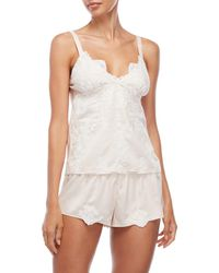 Rya Collection - Two-piece Lace Camisole & Short Set - Lyst