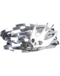 McQ - Swallow Nest Bracelet - Lyst