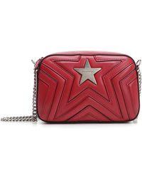 Stella McCartney - Mini Stella Star Crossbody Bag - Lyst