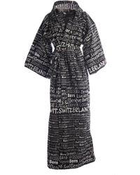 Vetements - Kimono Raincoat - Lyst