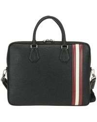 7c3a0451bf56 Bally Tedal Medium in Red for Men - Lyst