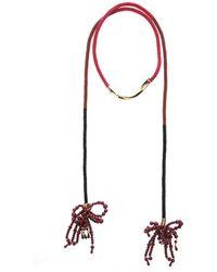 Marni - Micro Pearl Necklace - Lyst