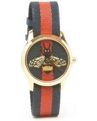 Gucci - Le Marché Des Merveilles Watch 38mm - Lyst
