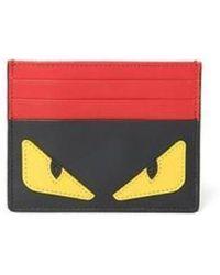 Fendi - Bag Bugs Cardholder - Lyst